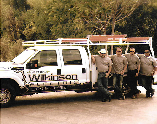 Electric Contractor Oakdale CA